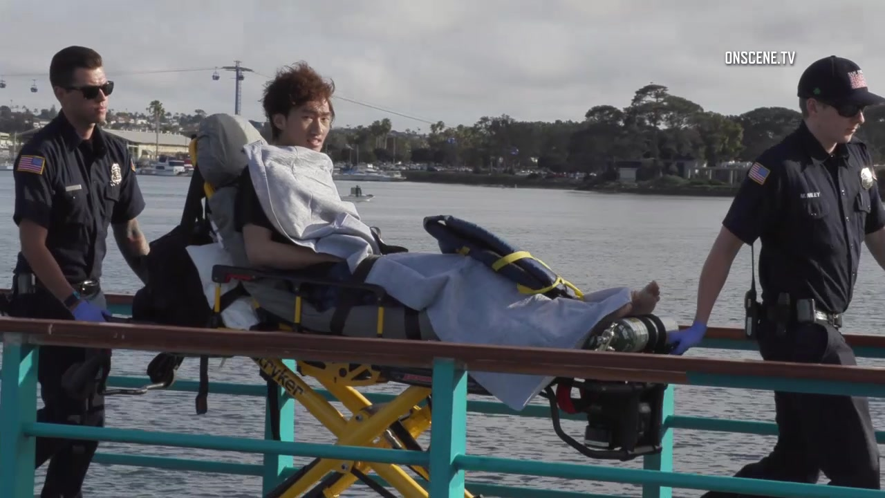 Japanese Tourists Injured In Mission Bay Jet Ski Collision