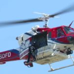 SDFD Copter 1