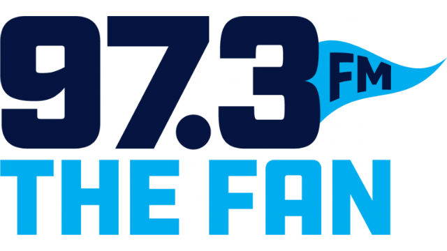 97.3 The Fan logo