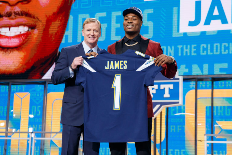 2018 NFL Draft Chargers