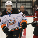San Diego Gulls player