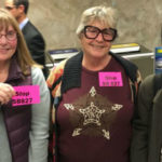 Opponents of Senate Bill 827