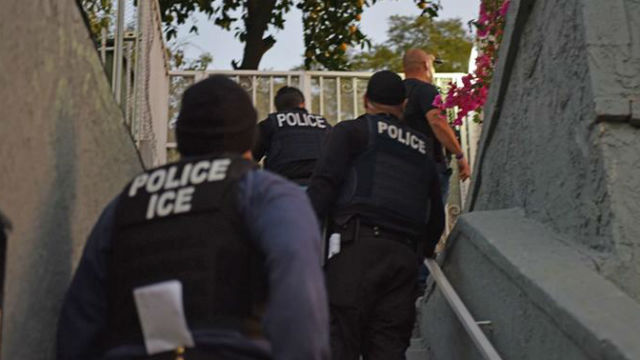 ICE arrests 60 in NJ in 5-day enforcement sweep