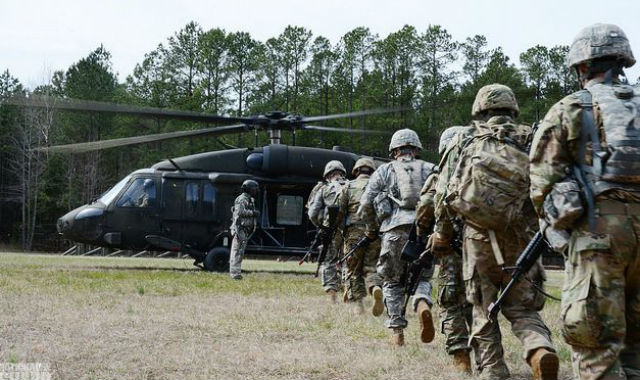More National Guard Troops Heading to Texas-Mexico Border