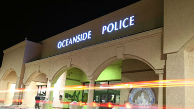 Oceanside Police Headquarters
