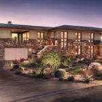 A home in the One Oak community