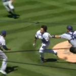 Brawl at Coors Field