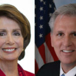 Nancy Pelosi and Kevin McCarthy