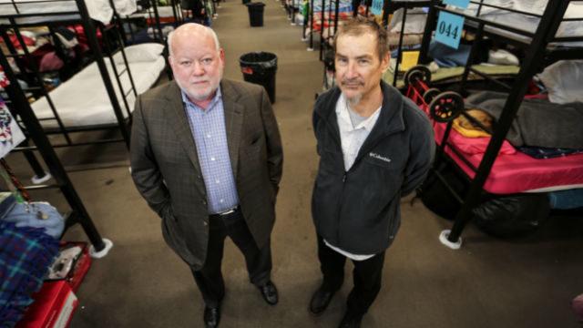 Dan Shea and Peter Seidler