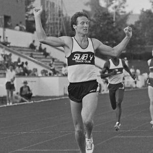 Steve Scott missed a shot at Olympic title in the 1500 meters when the United States boycotted the 1980 Moscow Games.