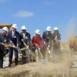 Stylus and Siena groundbreaking