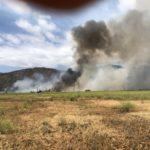 Pauma Valley Agua Fire