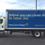 Father Joe's Villages truck
