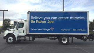 Father Joe's Villages truck