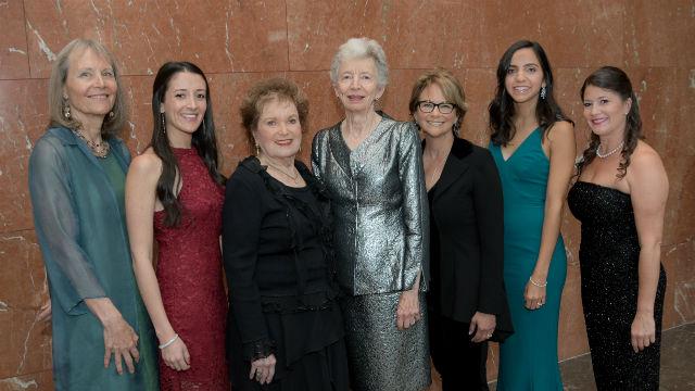 JFS gala honorees