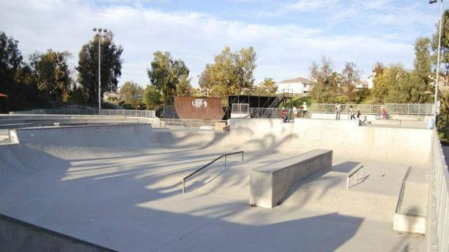 Len Moore Skate Park