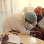 Malaria treatment in Angola