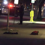 Officers investigate accident