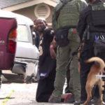 SWAT standoff suspect