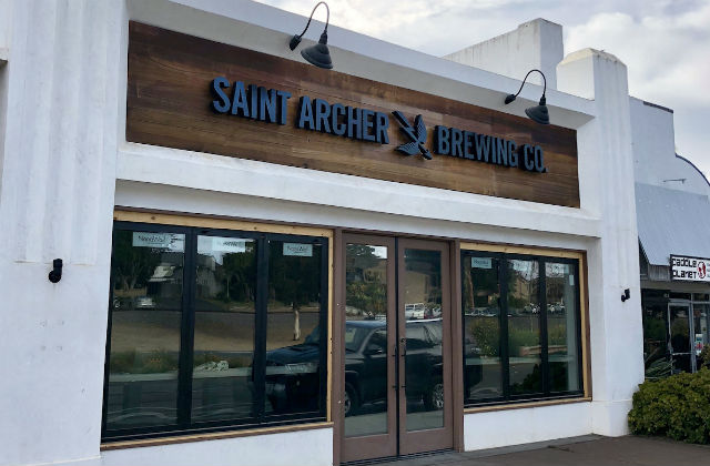 A Room Fit For An Archer: Saint Archer Brewing Opening Second Tasting Room In