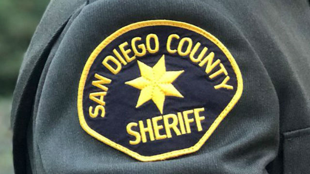 San Diego County Sheriff patch