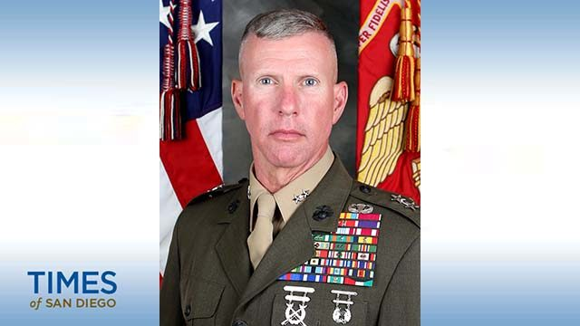 Maj. Gen. Eric M. Smith.