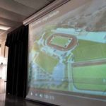 Mt. SAC Assistant Athletic Director Marc Ruh shows vision for the 2020 Olympic Trials for track and field at a rebuilt Hilmer Lodge Stadium.