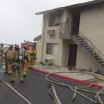 Chula Vista Apartment Fire