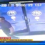 Surveillance video of Panda Express patron thought to be suspect in lewd act.