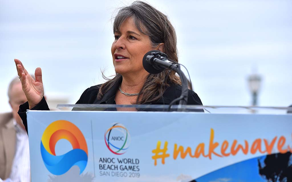 San Diego Councilwoman Lorie Zapf