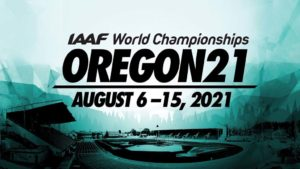 The University of Oregon will host the IAAF world outdoor track and field championships in 2021 — a first for the United States.