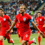 England World Cup Harry Kane