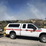 Campo Fire - Church Fire - Cal Fire