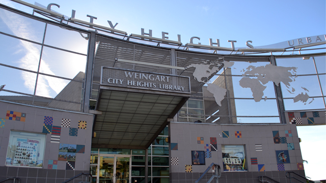 City Heights/Weingart Branch Library