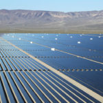 Copper Mountain solar facility