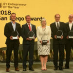 Entrepreneur of The Year recipients