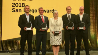 Entrepreneur of The Year recipients