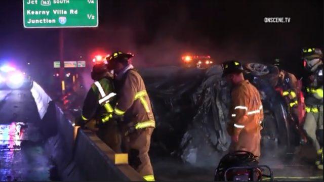 Kearny Mesa crash