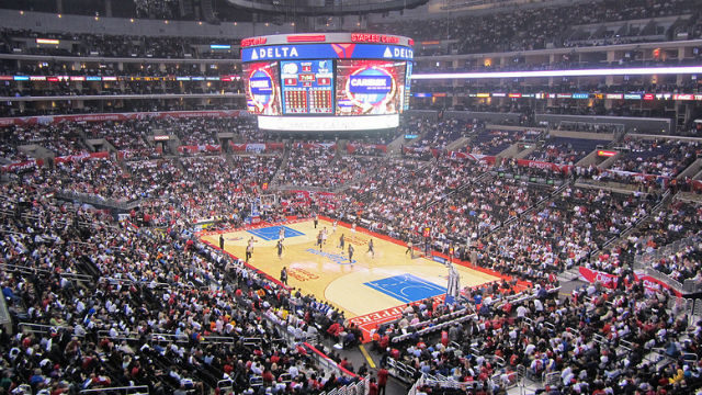 LA Clippers game