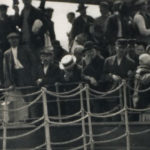 Detail of photograph