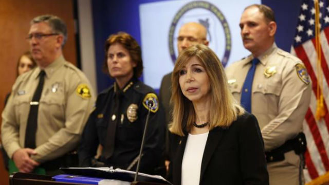 District Attorney press conference