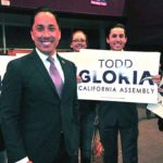 Assemblymember Todd Gloria at Golden Hall on June 5.