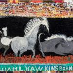 Artwork by William L. Hawkins