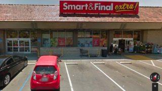 Smart & Final store on South Oceanside Boulevard.
