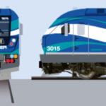 Coast locomotive rendering