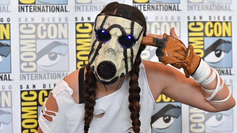 Emilie Hirsch from Simi Valley is Psycho from Borderlands.