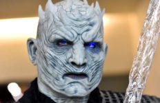 "Jim Hampshire from Illinois is the Night King from ""Game of Thrones."""