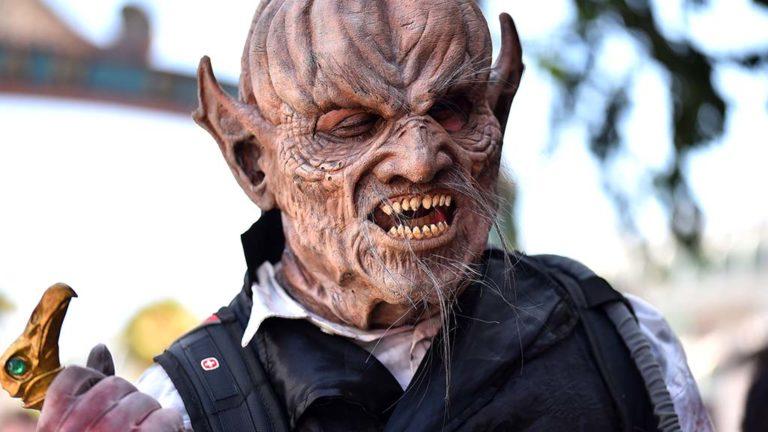Peter Vasquez labeled himself a crazy monster.