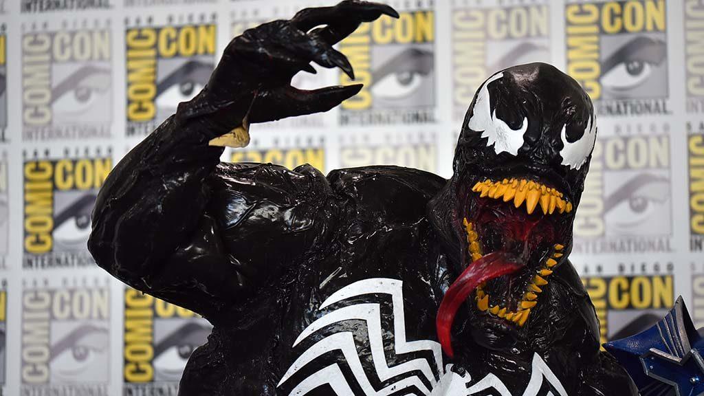 Jonathan Morales of Colorado is Venom.