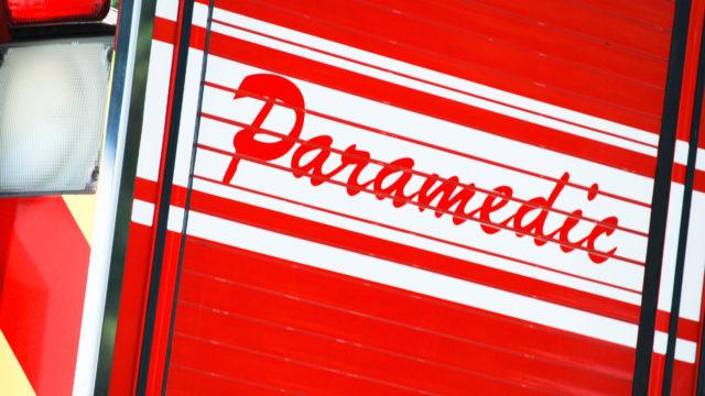 Motorradfahrer schwer Verletzt bei Crash in der Nähe von Balboa Park